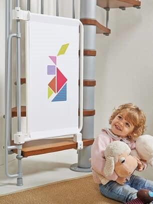 Bramka ochronna na schody – jaką wybrać?